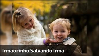 Irmão Invade Apresentação De Luta Para Salvar Sua Irmã, Confira!
