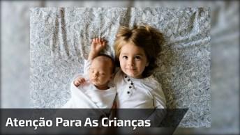 Lindo Vídeo Para Alertar Os Pais O Como É Importante A Atenção Para As Crianças