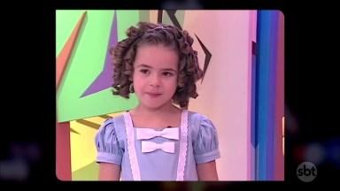 Maísa E Suas Pérolas Em Um Programa De Tv, Para Rir Muito!