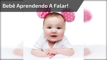 Menina Falando 'Pêssego' - Criança Falando Errado É A Coisa Mais Fofa Do Mundo!
