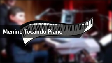 Menino Autista Tocando Piano, Ele Surpreende A Todos Presente!