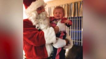 Natal Época Mágica Para Crianças, E Terror Para Outras, Hahaha!