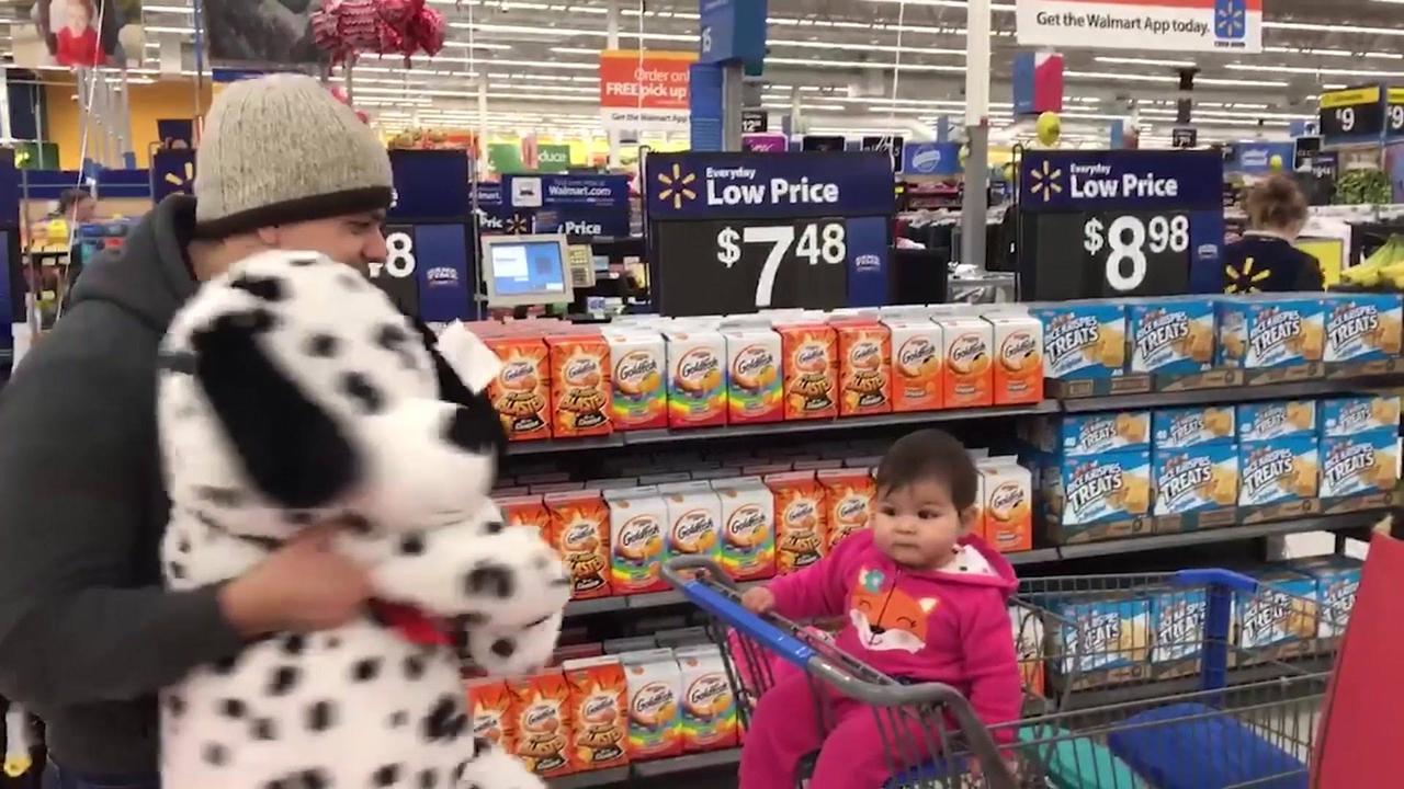 Porque supermercado não é lugar de criança