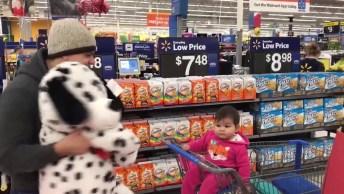 Porque Supermercado Não É Lugar De Criança? Veja A Resposta No Vídeo!