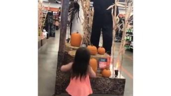Quando A Criança É Corajosa, Veja O Que Ela Faz Hahaha!