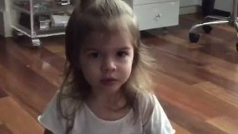 Valentina, A Aluna Nota 10, Veja Como Ela É Inteligente!