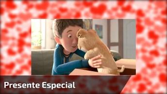 Veja A Alegria Desse Garoto Ao Ganhar Um Cachorro, É De Se Emocionar!