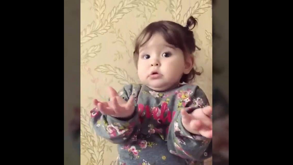 Video com compilado de crianças adoráveis