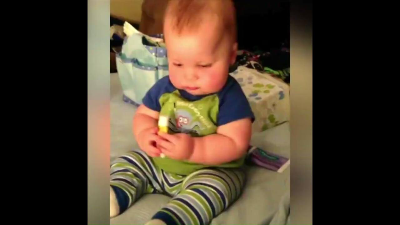 Video de crianças mais engraçado de todos os tempos