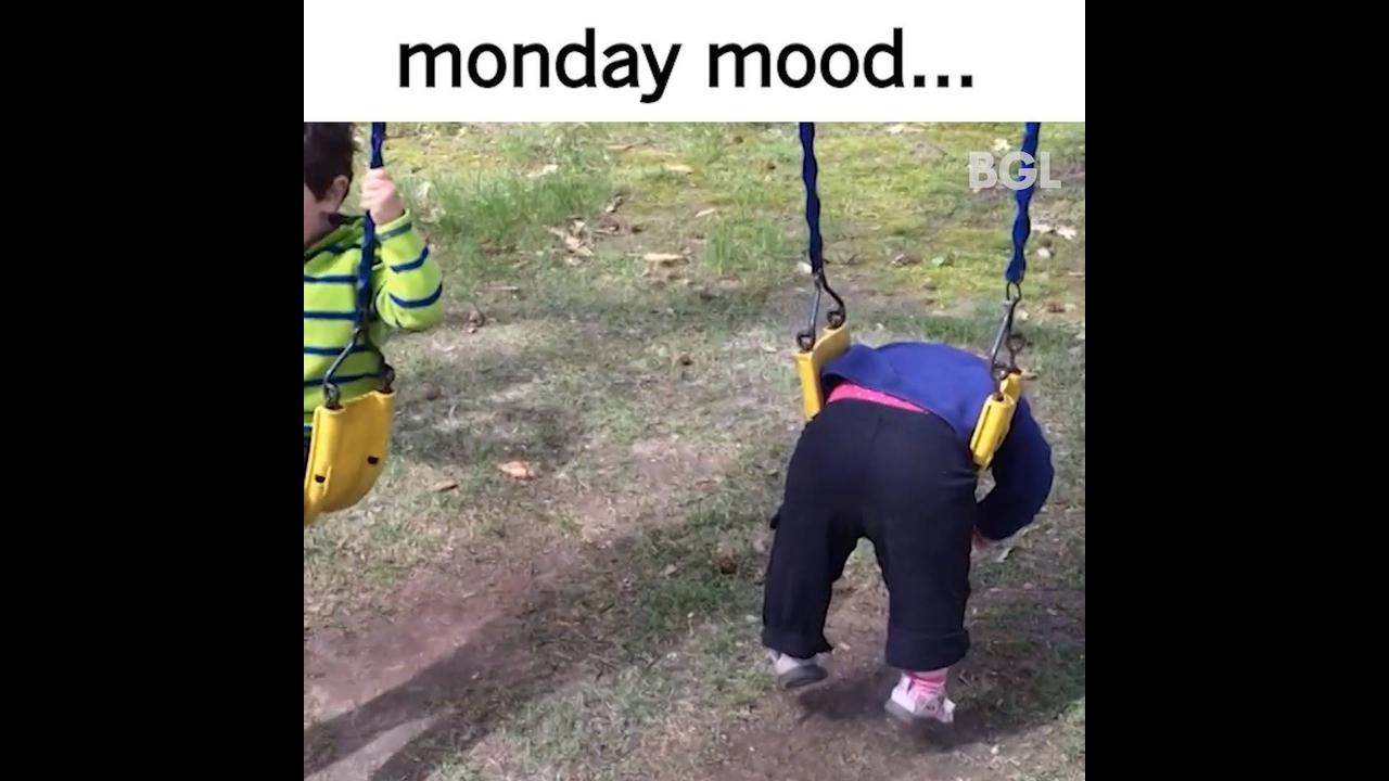 Video engraçado de crianças no humor de segunda-feira, confira!
