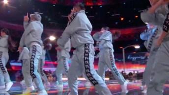 Apresentação De Grupo De Dança Com Performance Fantástica, Confira!