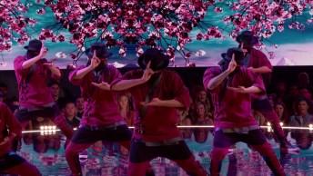 Apresentação De Grupo De Dança, Veja Que Coreografia Perfeita!
