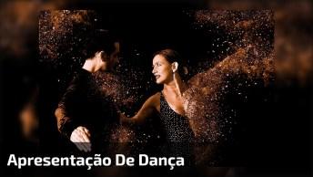 Apresentação De Salsa Uma Modalidade De Dança Que Nos Deixa Hipnotizado!
