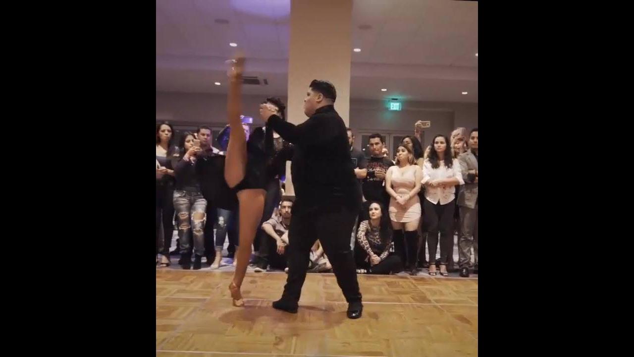 Apresentação de tango