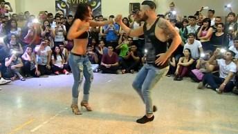 Apresentação Em Escola De Dança, Eles Arrasam, Confira Vale A Pena!