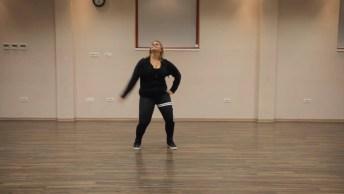 Aula De Dança Zumba, Para Você Que Quer Perder Umas Graminhas Sem Sair De Casa!