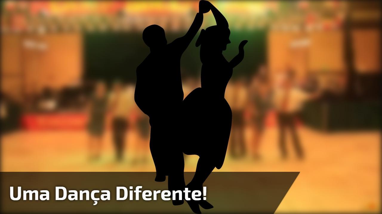 Uma dança diferente!