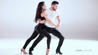 Casal Dançando Bachata Um Ritmo Maravilhoso E Contagiante, Confira!