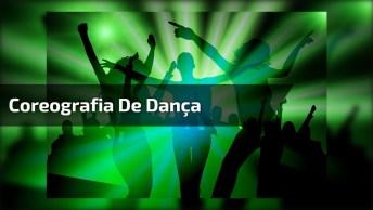 Coreografia Da Música 'A Disputa', De Danilo Cometa E Mc Japa!