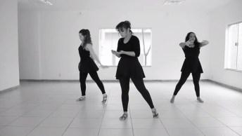 Coreografia Da Música De Amanda Rodrigues 'Sobre Ele', Lindo!