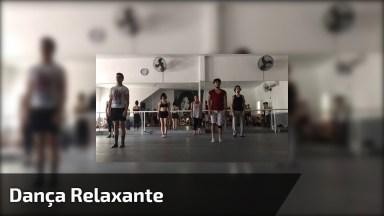 Coreografia De Dança Que Relaxa A Alma E O Corpo, Muito Legal!