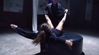 Dança Contemporânea Linda, Vale A Pena Conferir, Esse Casal Manda Muito Bem!