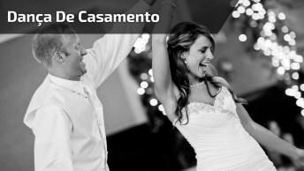 Dança De Casamento Da Noiva Com O Pai, Ficou Simplesmente Lindo!
