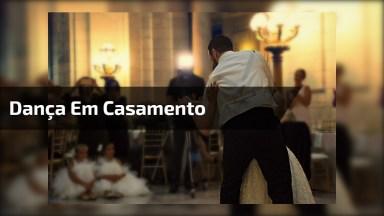 Dança Do Noivo E Padrinhos, Eles Merecem Um Oscar De Melhor Dança!