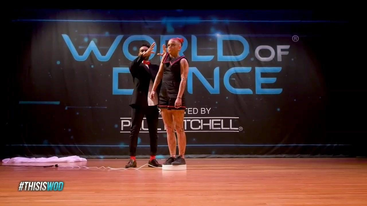 Dança eletrônica mais impressionante que verá hoje