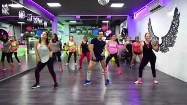Dança Para Queimar Calorias, Esta Contagiando Muitas Pessoas, Confira!