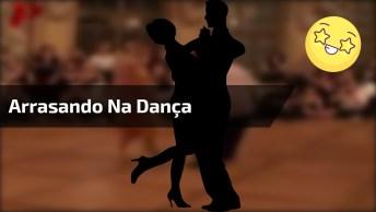 Dança Que Nos Deixa Feliz E Animados Só De Olhar, Para Compartilhar!