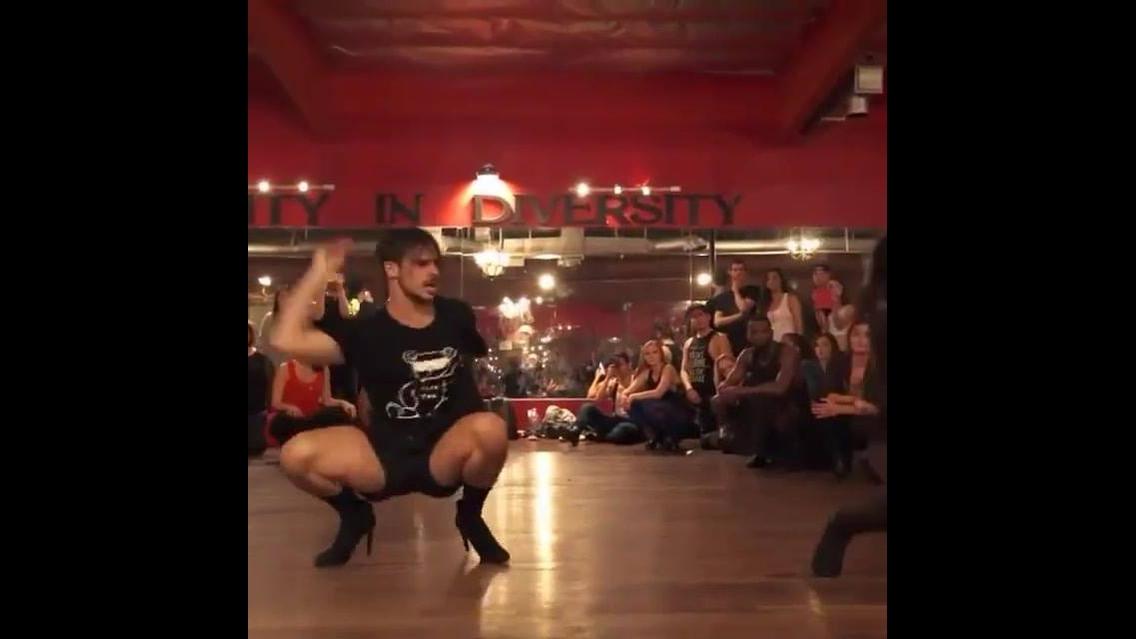 Dança que vai fazer você ficar hipnotizado na coreografia
