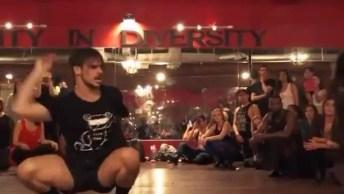 Dança Que Vai Fazer Você Ficar Hipnotizado Na Coreografia!