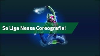 Dançando Com Os Amigos, Se Liga Nessa Coreografia Super Bacana!