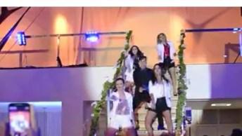 Entrada Triunfal Em Baile De Formatura, Ficou Muito Legal, Confira!