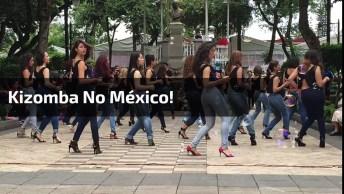 Essa Apresentação É Top! Veja Só Estas Mulheres Dançando Kizomba No México!