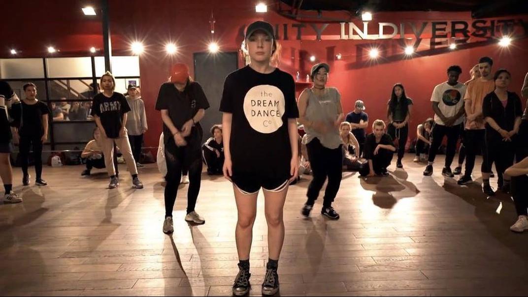 Garotas arrasando no hip hop