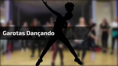 Garotas Dançando Em Apresentação Em Academia De Dança, Confira!