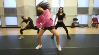 Garotas Dançando Hip Hop, Elas Mandam Muito Bem, Vale A Pena Conferir!
