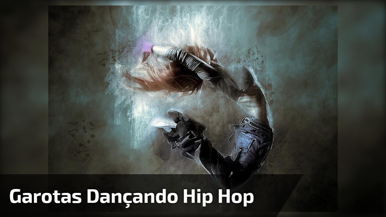Garotas dançando hip hop, olha só como elas mandam bem na coreografia!!!