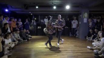 Garotas Dançando, Olha Só Como Elas Mandam Bem, Você Não Vai Tira Os Olhos!