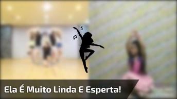 Garotinha Dançando Coreografia De Banda Coreana, Ela É Muito Linda!