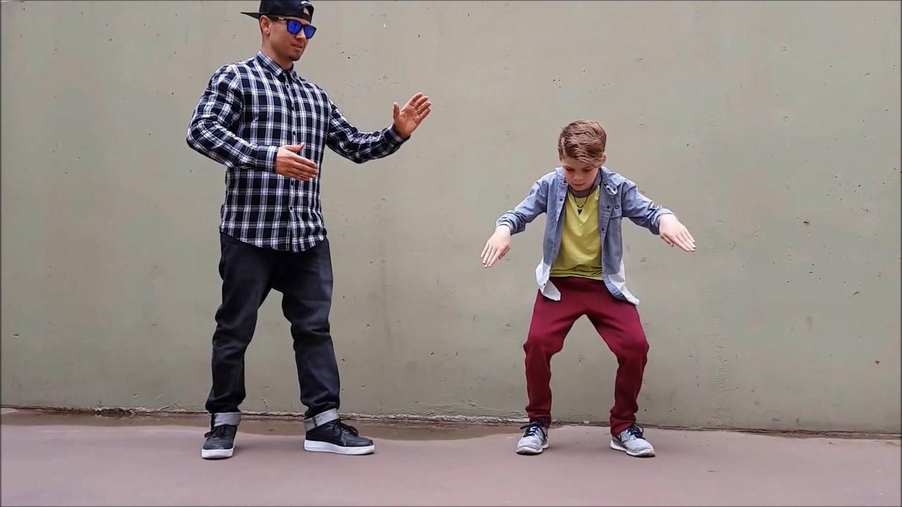 Garotos dançando Hip Hop de forma fenomenal