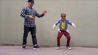 Garotos Dançando Hip Hop De Forma Fenomenal, Vale A Pena Conferir!