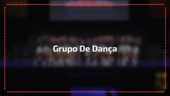 Grupo De Dança Em Campeonato, Olha Só Essa Galera Dançando!