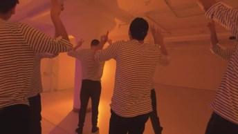 Grupo De Dança Olha Só Como Estes Rapazes Mandam Bem, Confira!