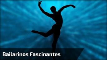 Lindos Movimentos Do Balé, É Fascinante Ver Estes Bailarinos!