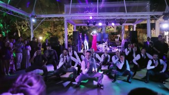 Melhor Dança De Noivo Em Festa De Casamento Que Você Já Viu!