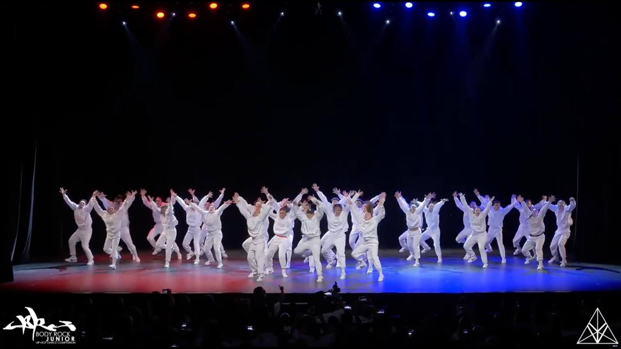 Melhor grupo de dança que você respeita