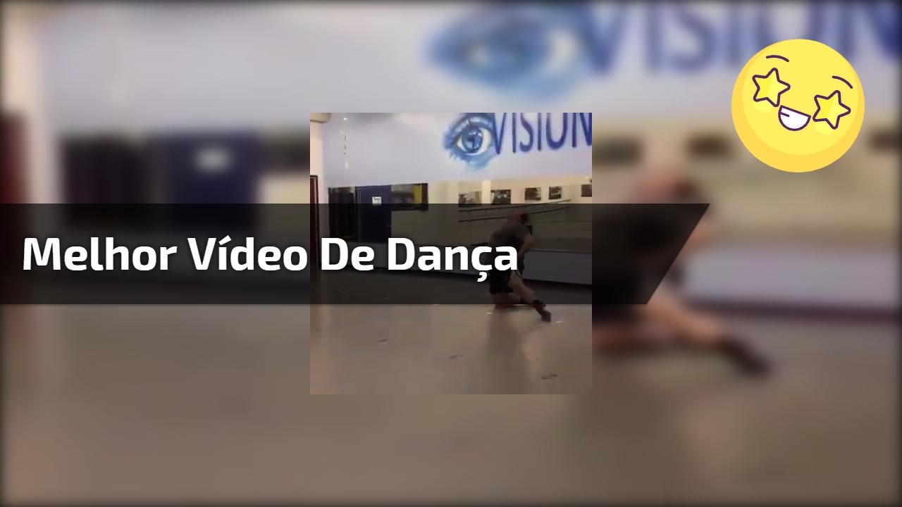 Melhor vídeo de dança